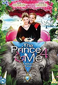 Kam Heskin and Chris Geere in The Prince & Me: The Elephant Adventure (2010)