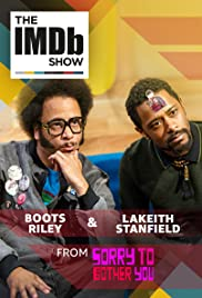 Lakeith Stanfield and Boots Riley Poster