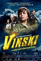 Vinski and the Invisibility Powder