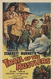 Trail of the Rustlers Poster