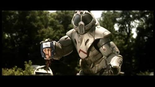 Trailer for Alien Opponent