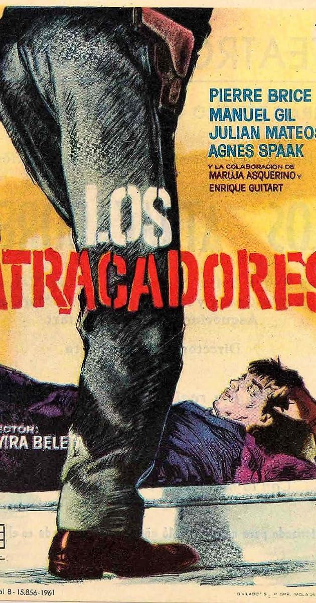 Los atracadores (1962) - Los atracadores (1962) - User Reviews - IMDb