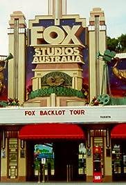 Fox Studios Australia: The Grand Opening Poster