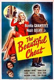 The Beautiful Cheat Poster