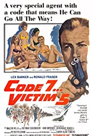 Code 7, Victim 5 (1964) Poster - Movie Forum, Cast, Reviews