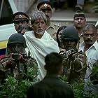Amitabh Bachchan and Abhishek Bachchan in Sarkar (2005)