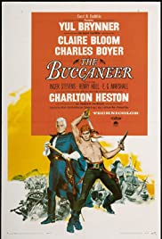 The Buccaneer (1958) Poster - Movie Forum, Cast, Reviews