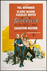 Welcome movie videos download The Buccaneer Cecil B. DeMille [1080p]