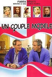 Un couple modèle Poster