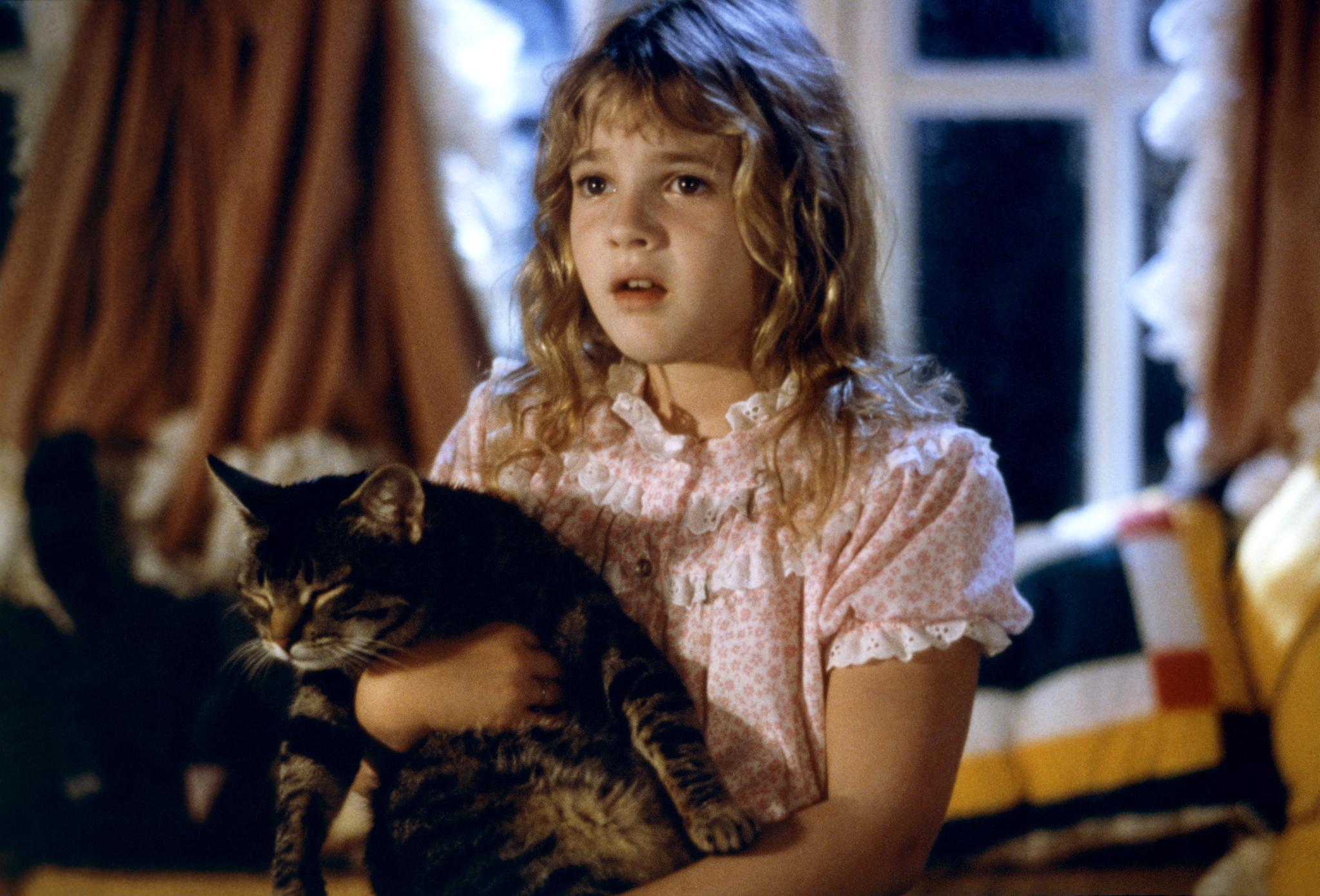 Drew Barrymore in Cat's Eye (1985)