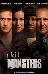 Movie downloads site for free I Kill Monsters Canada [DVDRip]