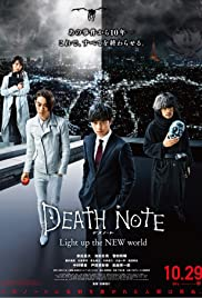 Death Note: Light Up the New World (2016) Poster - Movie Forum, Cast, Reviews
