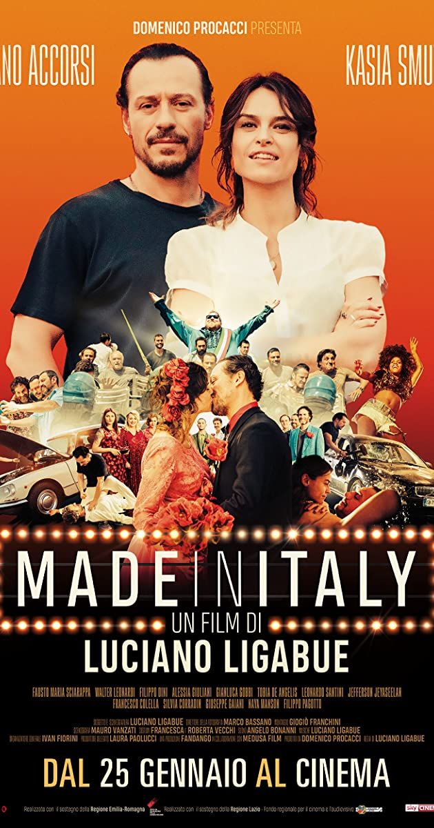 Subtitle of Made in Italy