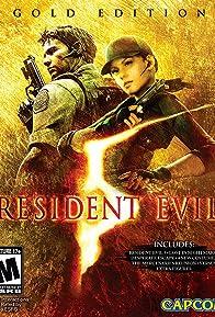 Primary photo for Resident Evil 5