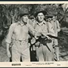 Warren Hymer and Paul Kelly in Join the Marines (1937)