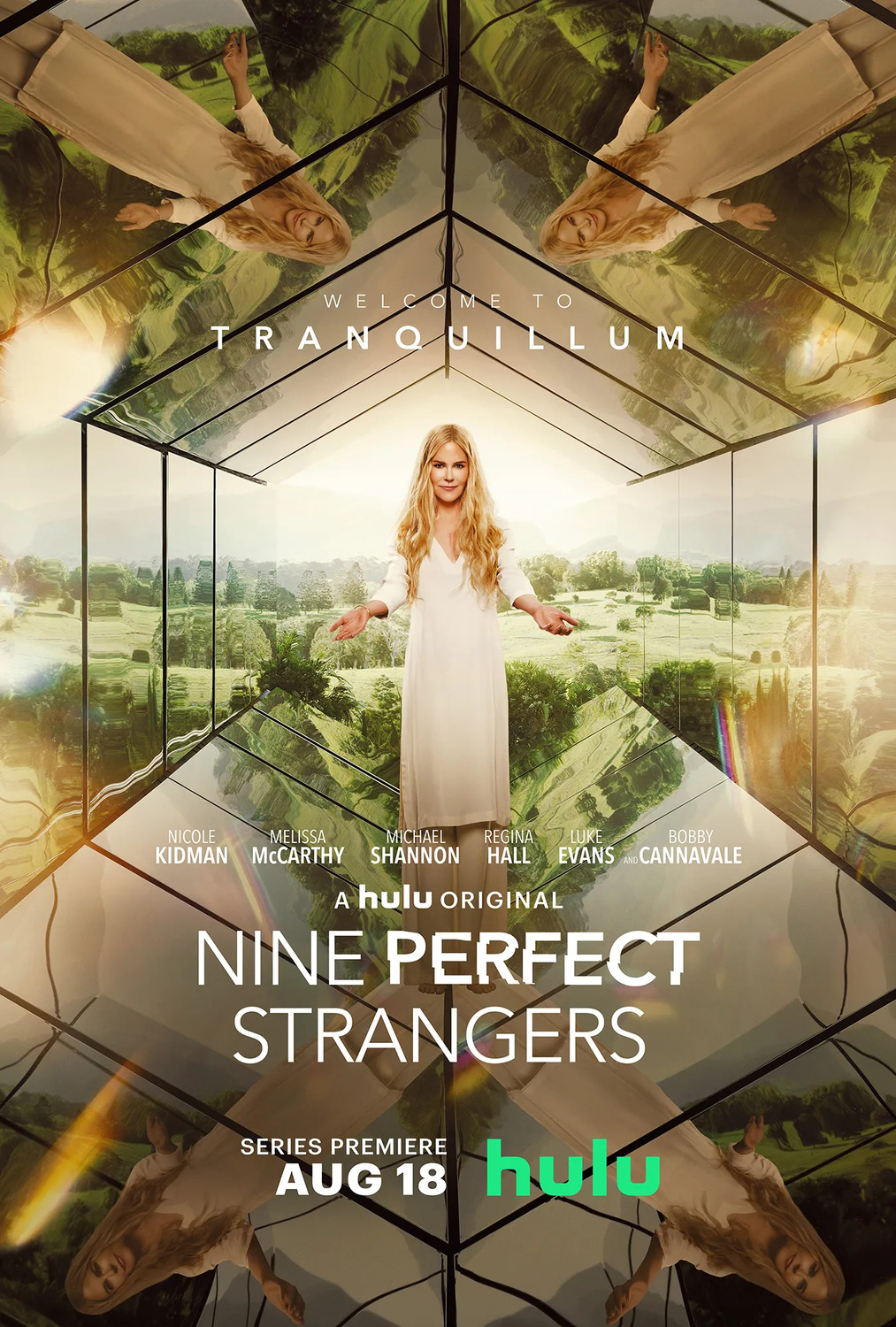 Nine Perfect Strangers S1 (2021) Hindi Completed Web Series HDRip 1GB Download