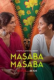 Neena Gupta and Masaba Gupta in Masaba Masaba (2020)