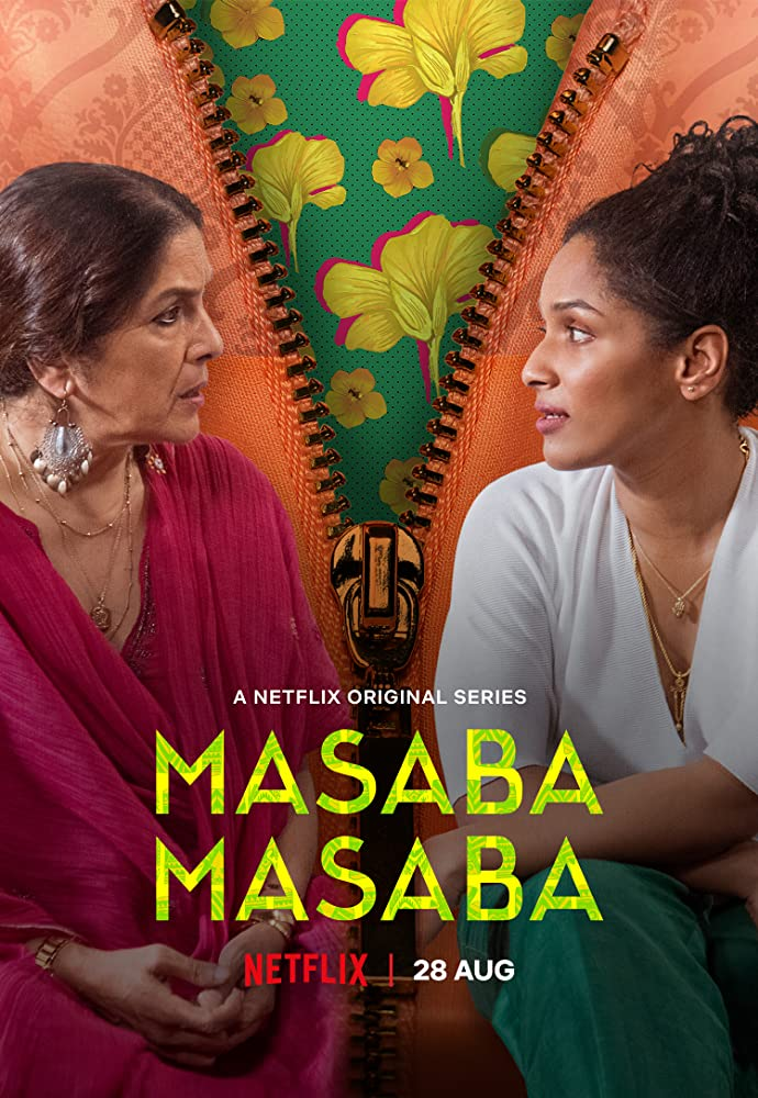 Masaba Masaba 2020 Hindi S01 Complete NF Series 580MB HDRip Download