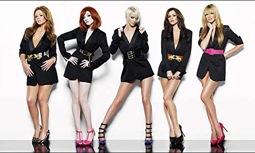 HD movie trailers 1080p download Girls Aloud: Ten Years at the Top [[480x854]