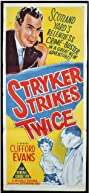 Stryker of the Yard (1957) Poster