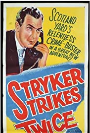 Stryker of the Yard Poster