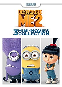 Sites for watching free full movies Despicable Me 2: 3 Mini-Movie Collection by Chris Renaud [QuadHD]