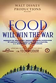Food Will Win the War Poster
