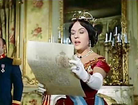 Mercedes Vecino in ¿Dónde vas, Alfonso XII? (1959)