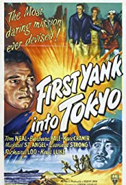 First Yank Into Tokyo Poster