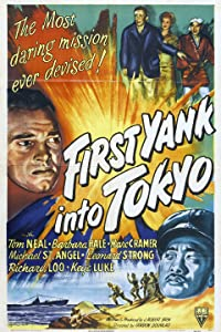 Downloadable movie list First Yank Into Tokyo USA [480x272]