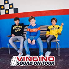 Vingino squad on tour Curacao (2019 Video)