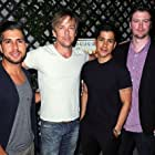 """""""Mission Park"""" premiere with actors Walter Perez, Sean Patrick Flanery, Jeremy Ray Valdez, and David J Phillips"""