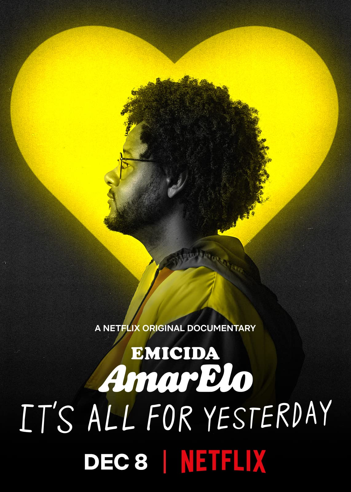 Emicida:AmarElo 獻給昨日 | awwrated | 你的 Netflix 避雷好幫手!