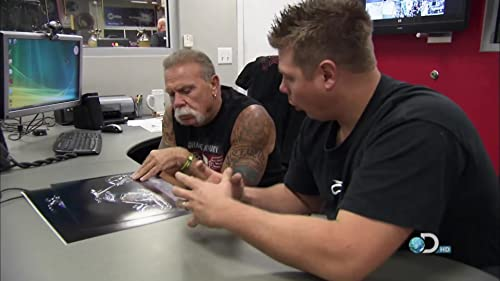 American Chopper: Senior Vs. Junior: Occ Gets Hired By The Veterans Airlift Command