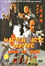 Martial Art Master Wong Fei Hong