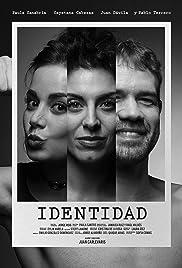 Identidad Poster