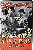 Sus og dus på by'n (1968) Poster