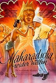 Maharadscha wider Willen Poster