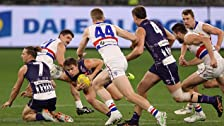 Round 12: Fremantle vs Western Bulldogs