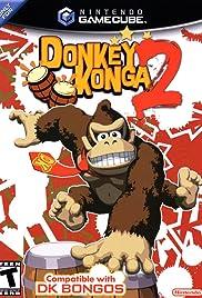 Donkey Konga 2 Poster