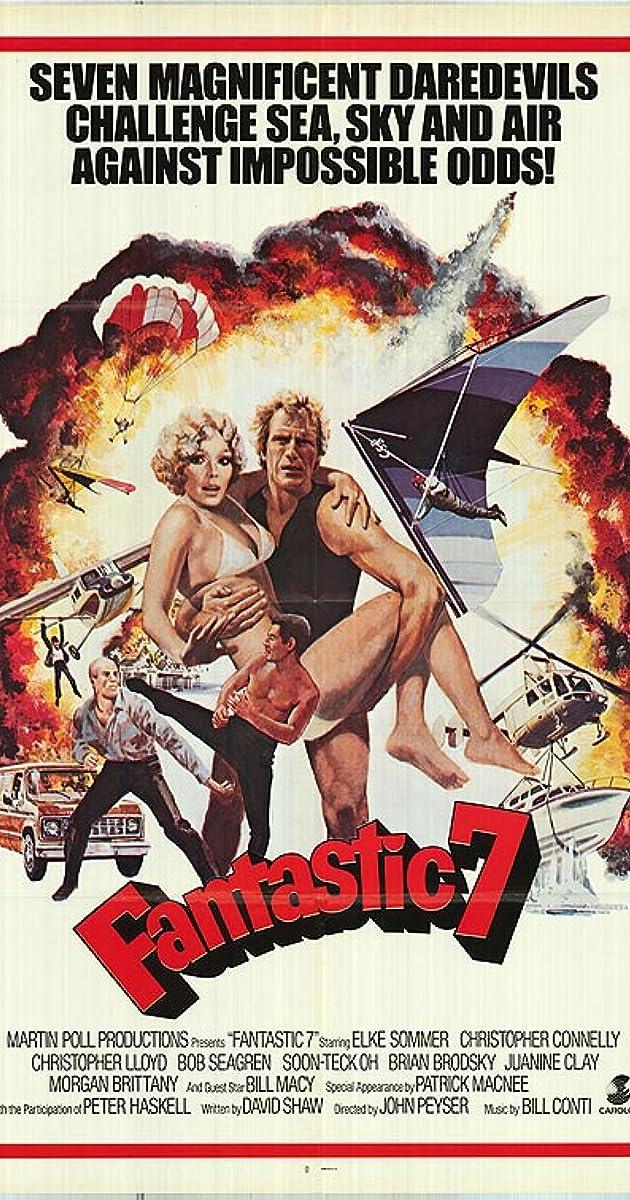 the fantastic seven tv movie 1979 imdb