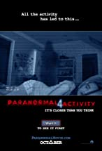 Primary image for Paranormal Activity 4