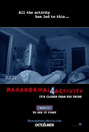 Paranormal Activity 4 UNRATED (2012) 720p