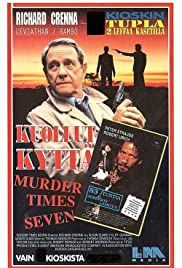 Murder Times Seven (1990) Poster - Movie Forum, Cast, Reviews