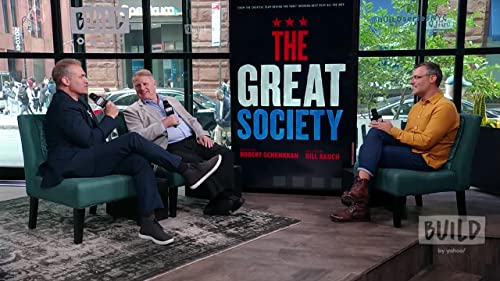 "BUILD: Brian Cox Brings Some ""Succession"" into ""The Great Society"""