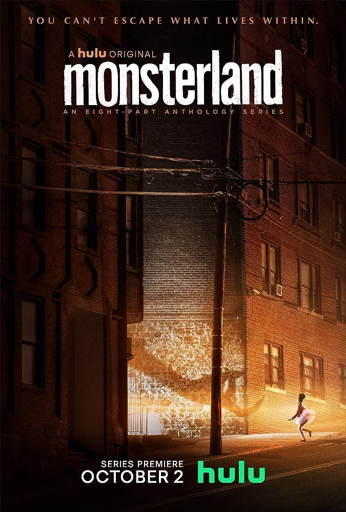 怪物乐园 Monsterland (2020)