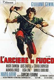 L'arciere di fuoco (1971) Poster - Movie Forum, Cast, Reviews