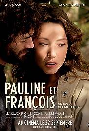 Pauline et François Poster