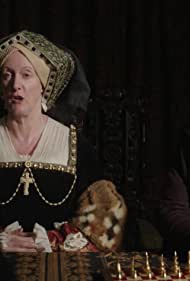 Sarah Crowden and Joss Porter in Wolf Hall (2015)