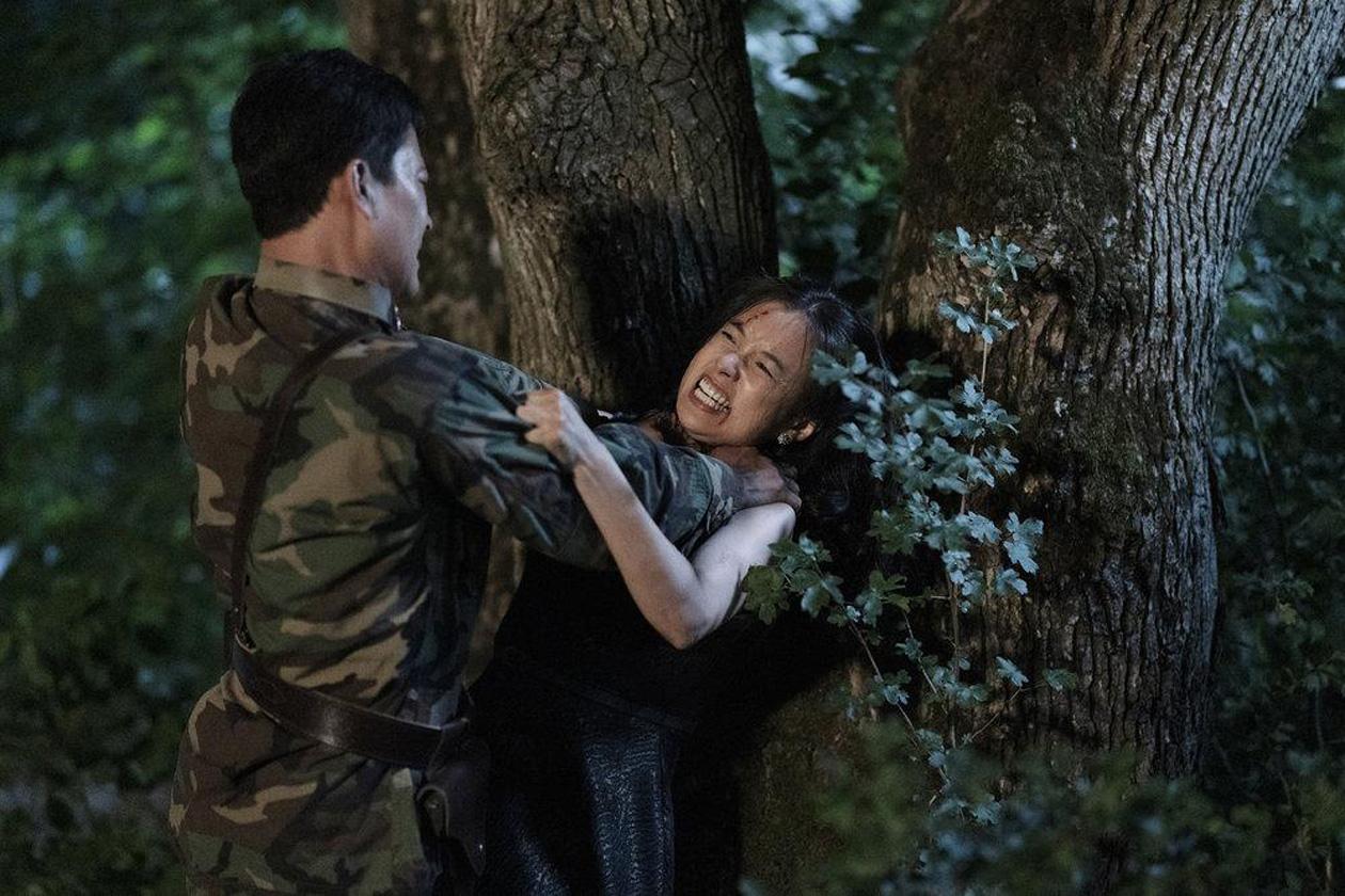 Hyo-Joo Han in The Kentucky Contract (2019)